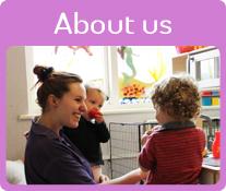 Footsteps Nursery & Pre-School - About us