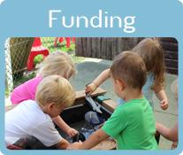 Footsteps Nursery & Pre-School - Funding