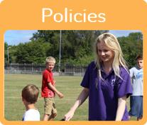 Footsteps Nursery & Pre-School - Values & Policies