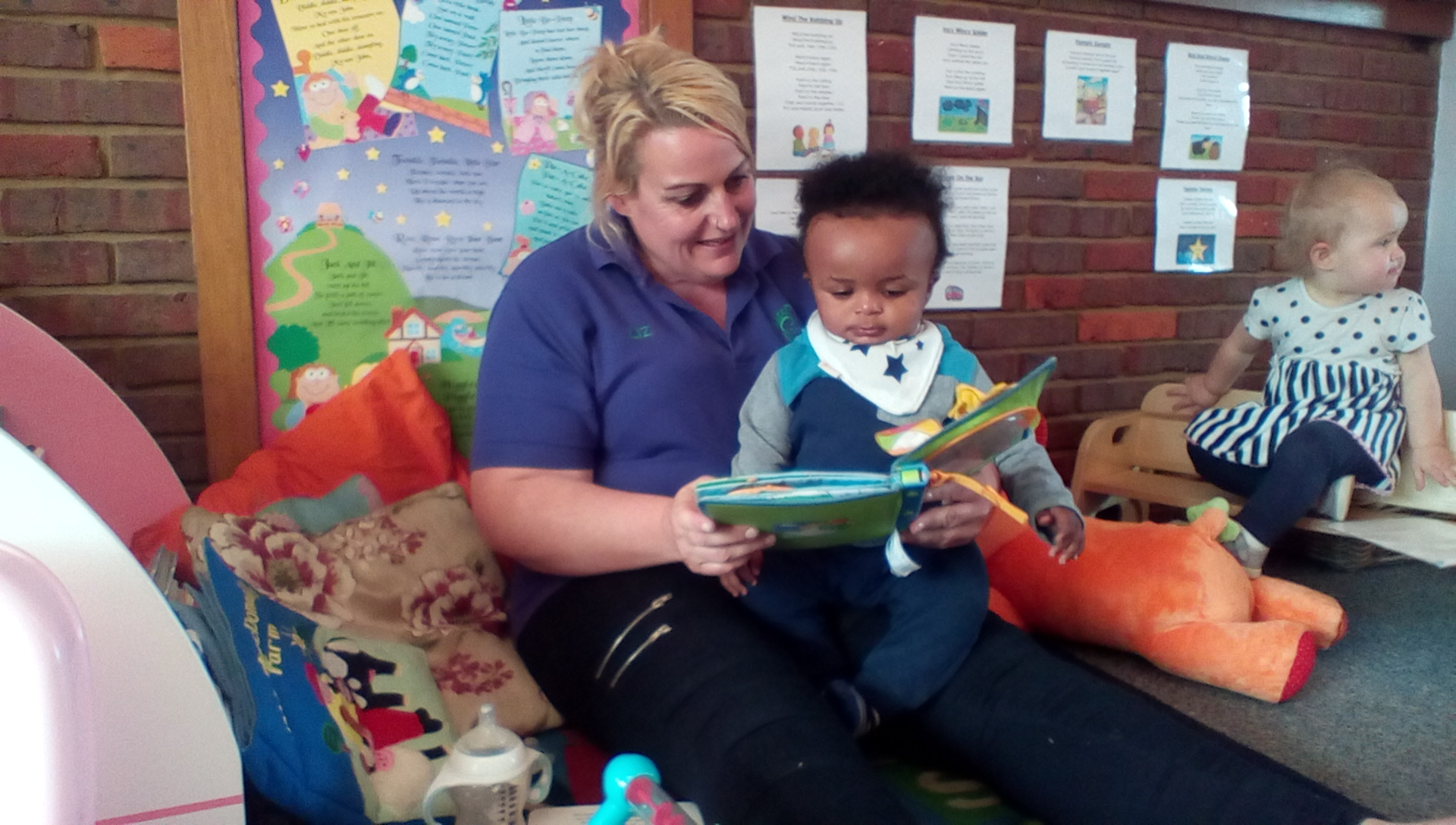 Footsteps Nursery & Pre-School - Book a visit